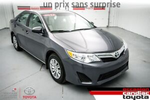 2014 Toyota Camry LE * SEULEMENT 18293 KM *