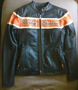 Genuine Harley Davidson Woman's Riding Jacket