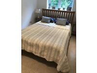 """Double Bed 4'-6"""" wide"""