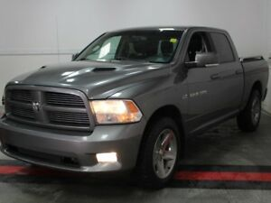 2012 Ram 1500 Sport  - Bluetooth -  power seats -  SiriusXM - $2