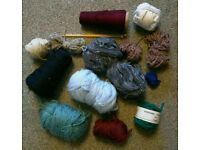 Wool /knitting bundle