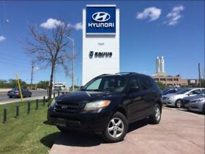 2007 Hyundai Santa Fe GL - POWER WINDOWS, POWER MIRRORS