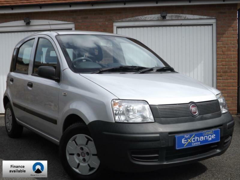 2008 (58) Fiat Panda 1.1 Active 5 Door // LOW GROUP 1 INSURANCE //