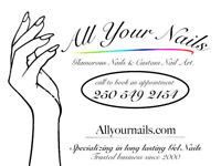 All Your Nails- Vernon BC