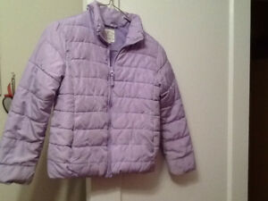 Lightweight winter jacket
