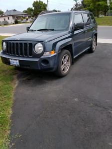 2007 jeep patriot 310200 kilometers  $1500 as us