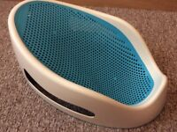 Angelcare Soft-Touch Bath Support - Blue