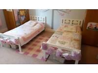 Ikea 'critter' junior beds