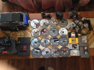 x box games , n64 games , ps3 games , nes games .and more