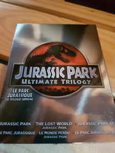 Jurassic Park DVD Collection