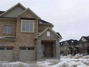 Less than 1 year old end unit townhouse in east end