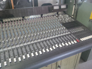 Mackie Recording Console