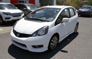 2014 Honda Fit Sport Low KM