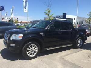 2007 Ford Explorer Sport Trac Limited 4X4 LEATHER, ROOF, MINT!!!