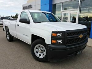 2014 Chevrolet Silverado 1500 WT Long Box Ecotec3 Engine Low Km