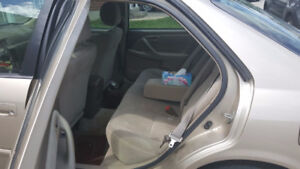 1999 Toyota Camry - Well maintained - Low Kilometers
