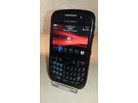 Blackberry Curve 8520 - Good Condition + Charger