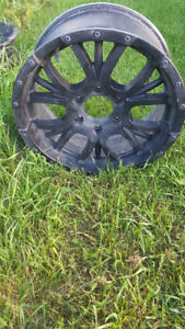"17"" Ford Aftermarket Rims"