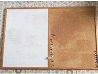 Whiteboard/Cork Board