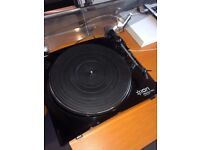 ION Profile Pro USB Vinyl Turntable (USB, Software & Power Adaptor Included)