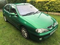 Great Value And very Clean 2002 Megane Fidgi 1.4 5 Dr Hatch 93000 Miles July 2018 MOT HPI Clear