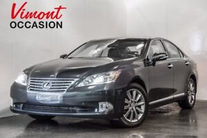 2011 Lexus ES 350 CUIR TOIT OUVRANT HEATED SEATS BLUETOOTH