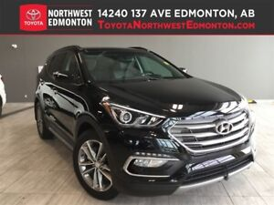 2017 Hyundai Santa Fe Sport Limited | AWD | H/C Leather | Nav |