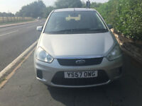 FORD CMAX 2008 1.6 diesel 136000 Mot and tax Service history . LONG MOT TAXED.