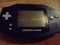 Gameboy Advance with games for sale!