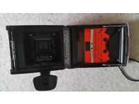 Old style film loadable camera