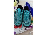 Nike Magista football boots size 4