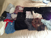 Maternity Clothes Bundle Size 14/16 mamas and papas, next, mothercare