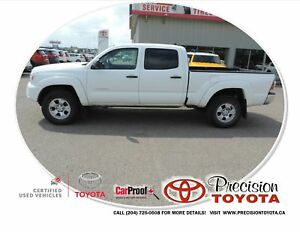 2014 Toyota Tacoma V6 Accident Free, One Owner, Backup Camera...