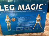Leg Magic workout