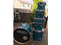 Mapex m series drum shell pack