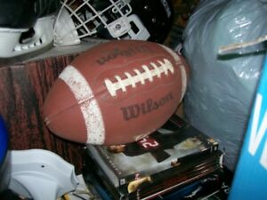 Wilson football in excellent condition