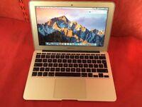 """Apple MacBook Air A1465 11.6"""" MD223B/A, 128GB SSD, 2012, i5, 4GB RAM +WARRANTY, NO OFFERS L16"""