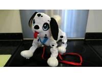 Peppy Puppy toy Dalmatian dog