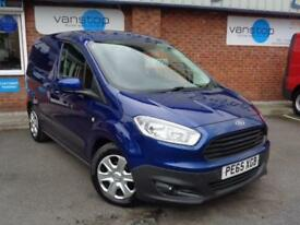 2015 65 FORD TRANSIT COURIER 1.5 TREND TDCI 1D 74 BHP DIESEL