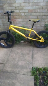QUICK! BMX BOSS bike