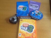 PS2 Eye Toy