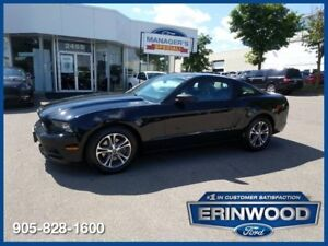 2014 Ford Mustang V6 COUPE/MANUAL/SYNC/ALLOYS/WINTER TIRES