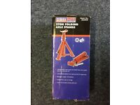 AXLE STANDS *SEALEY* 2 TONNE FREE DELIVERY BRAND NEW