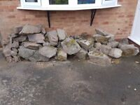 Large Rockery Rocks