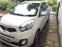 KIA PICANTO HALO- LOW MILEAGE-WELL LOOKED AFTER CAR