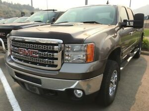 2012 GMC Sierra 2500HD SLE 4x4 Crew Cab 6.6 ft. box 153.7 in. WB