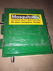 MosquitoNix Control Center with remote control