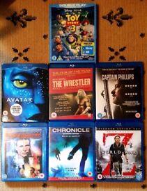 Blu-ray joblot - bargain!