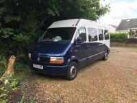 Renault Master off-grid campervan new conversion