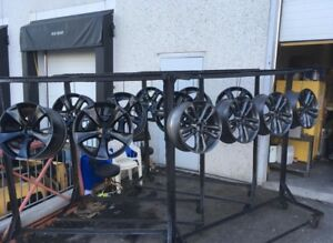 **POWDER COATING***